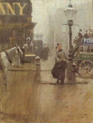 Anders Zorn - Impressions de Londres (Impressions of London)