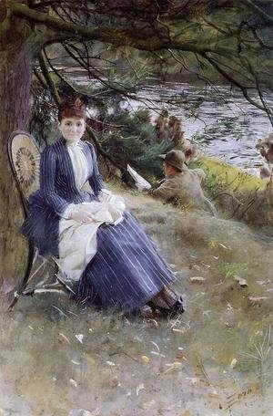 Anders Zorn - In Scotland