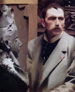 Anders Zorn - Self Portrait