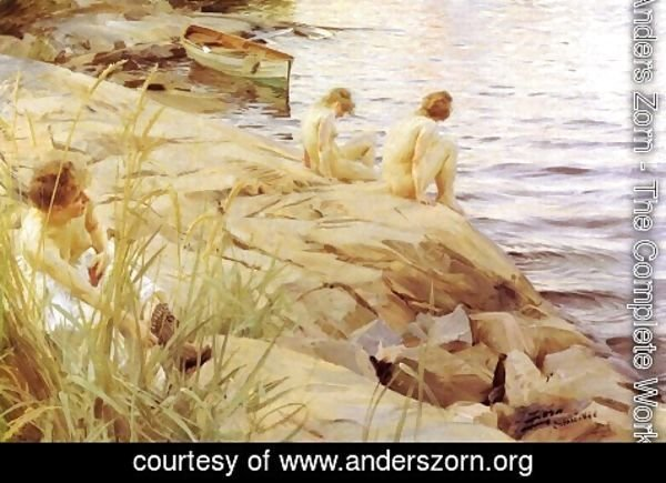 Anders Zorn - Out