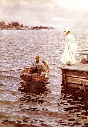Anders Zorn - Summer Fun