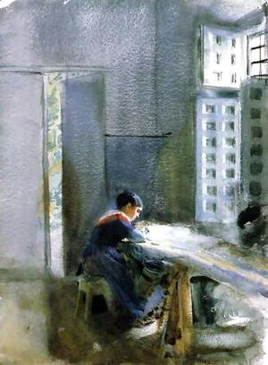 Anders Zorn - Wallpaper Factory