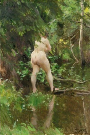 Anders Zorn - Flood (Oversvamning)