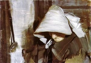Anders Zorn - Old Anne