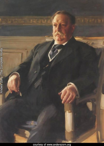 William Howard Taft 1911