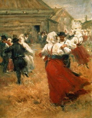 Anders Zorn - Country Festival 1890s