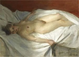 Anders Zorn - Uppvaknande (The Awakening)