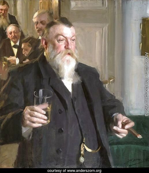 A Toast in the Idun Society