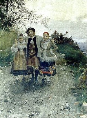 Anders Zorn - Lucky with the ladies
